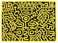 growing, [4] by keith haring